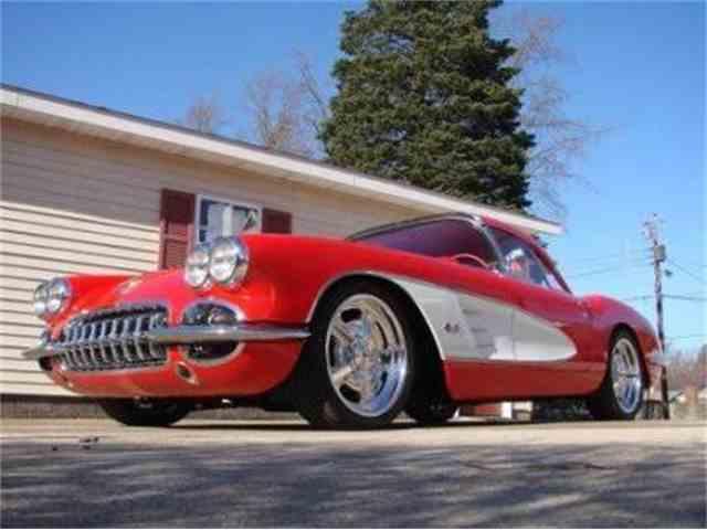 1959 Chevrolet Corvette | 1021338