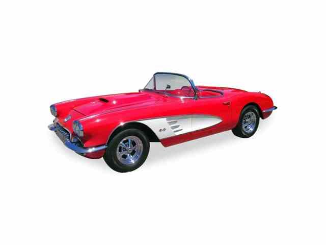 1959 Chevrolet Corvette | 1021339