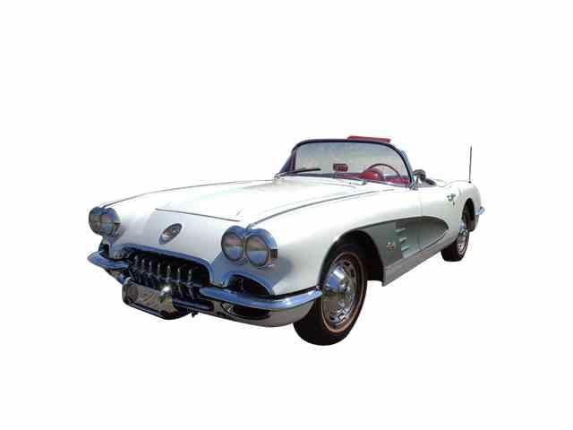 1959 Chevrolet Corvette | 1021340