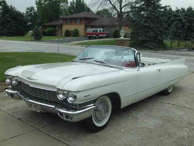 1960 Cadillac Series 62   1021342