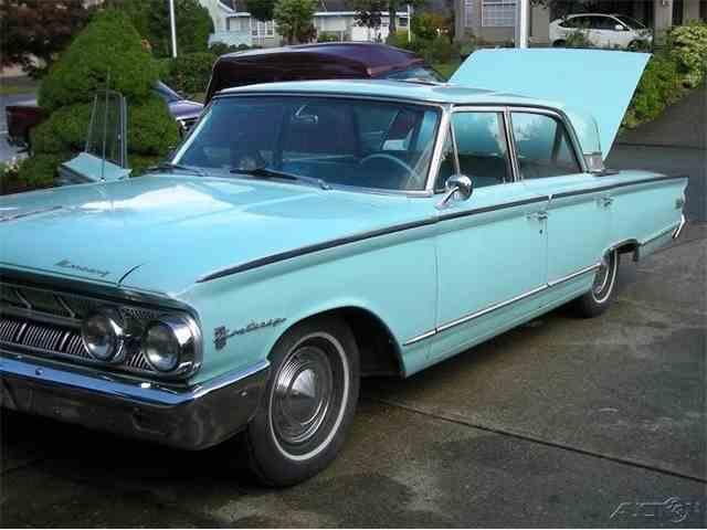 1963 Mercury Mercury Monterey   1021356