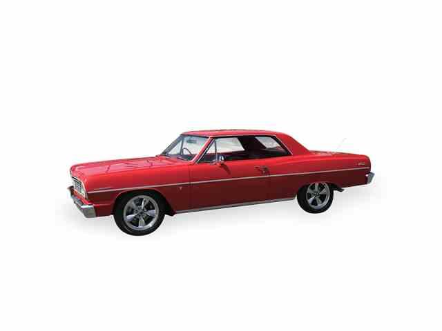1964 Chevrolet Chevelle Malibu | 1021357