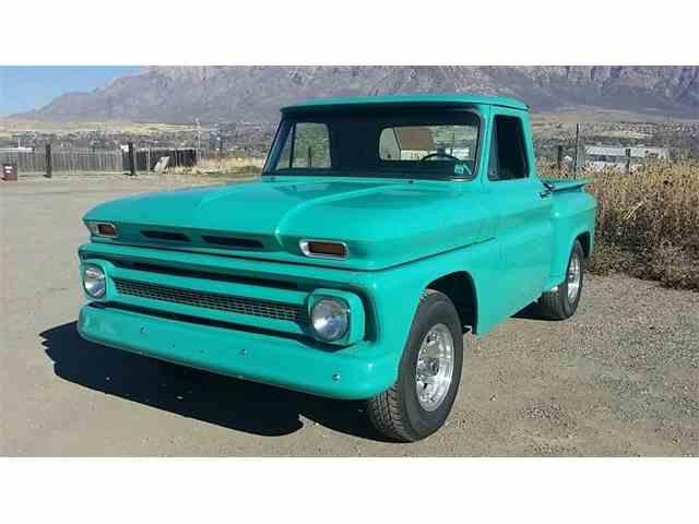 1964 Chevrolet C10   1021358