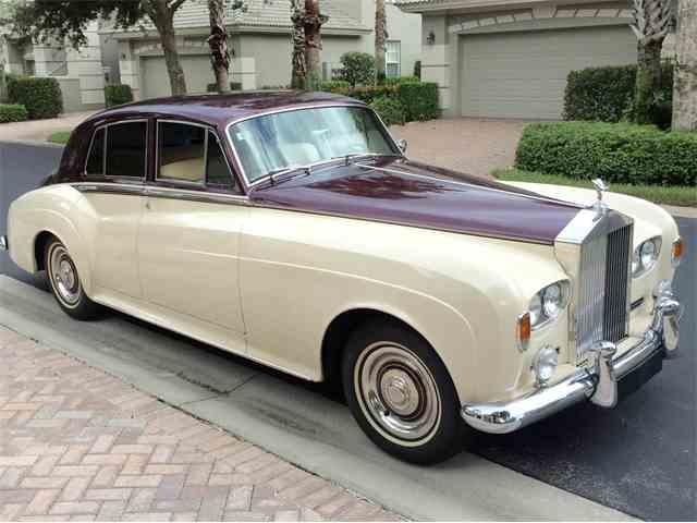1964 Rolls-Royce Silver Cloud III | 1021369