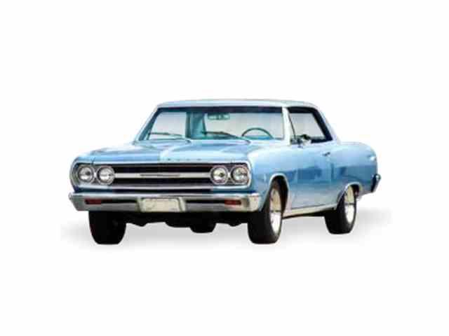 1965 Chevrolet Malibu | 1021372