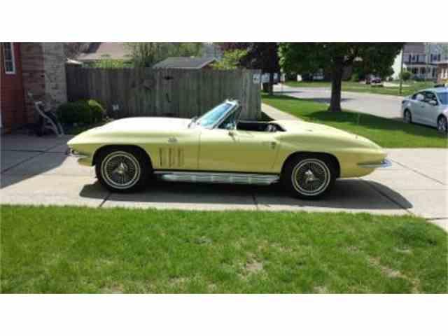 1965 Chevrolet Corvette | 1021375