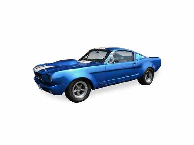 1965 Ford Mustang   1021384