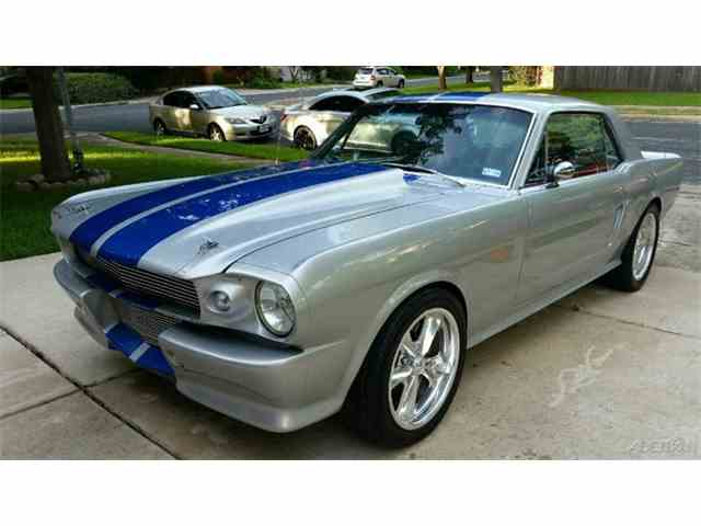 1965 Ford Mustang   1021385
