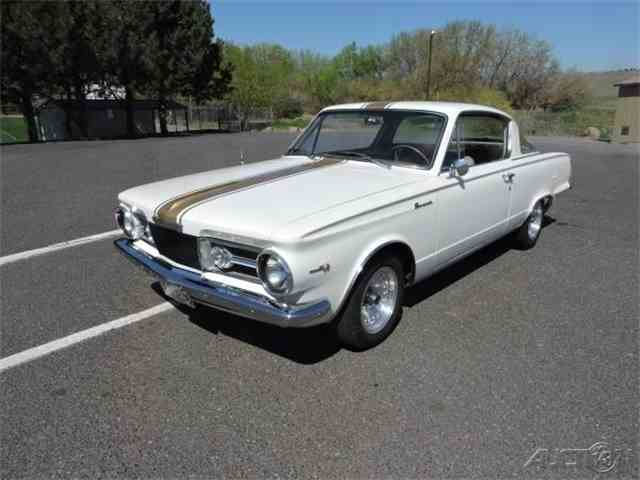 1965 Plymouth Barracuda | 1021386