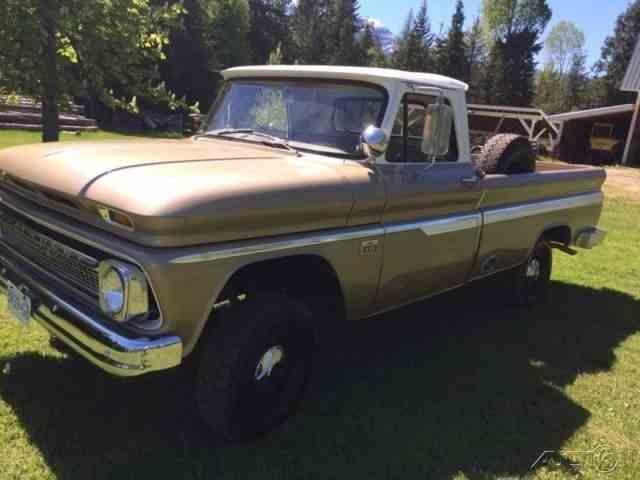 1966 Chevrolet 1500   1021387