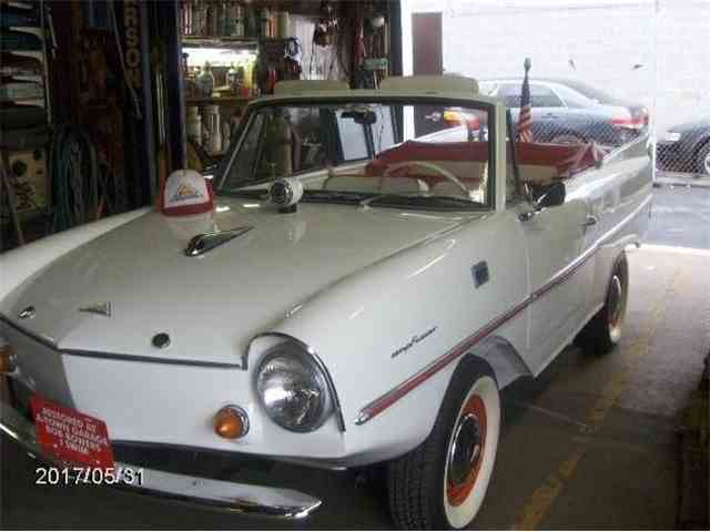1967 Amphicar Model 700 | 1021395