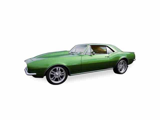 1967 Chevrolet Camaro | 1021399