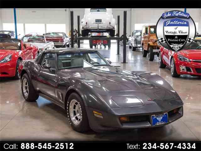 1981 Chevrolet Corvette | 1020014