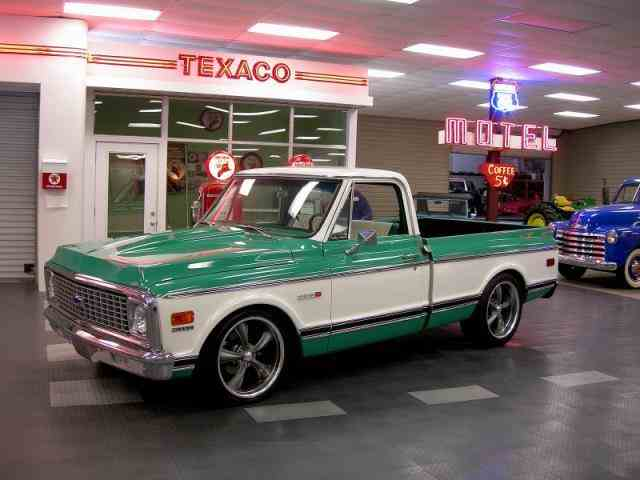 Picture of '71 C10 - LV59