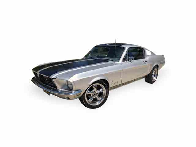 1968 Ford Mustang   1021422