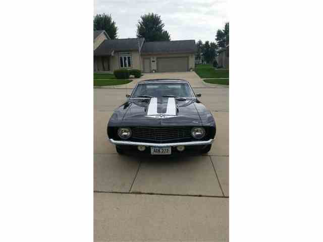 1969 Chevrolet Camaro | 1021430