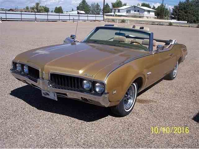 1969 Oldsmobile Cutlass | 1021434