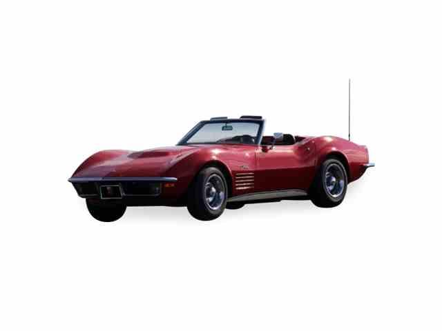1971 Chevrolet Corvette | 1021447