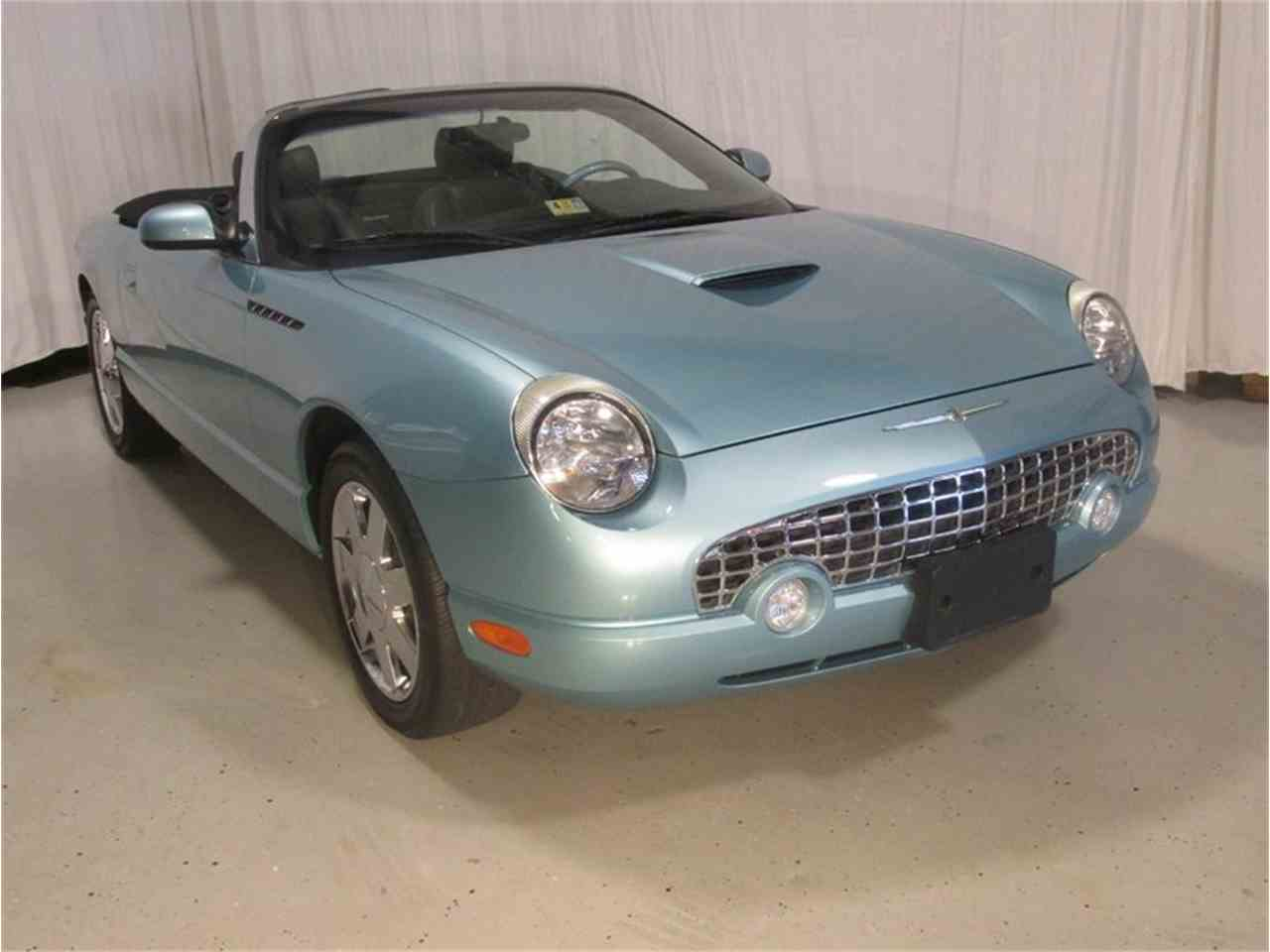 Large Picture of 2002 Ford Thunderbird located in North Carolina Auction Vehicle - LV5D