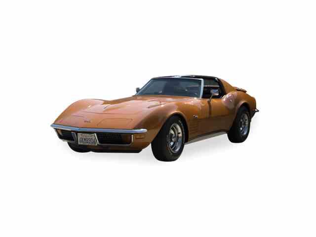 1972 Chevrolet Corvette | 1021452