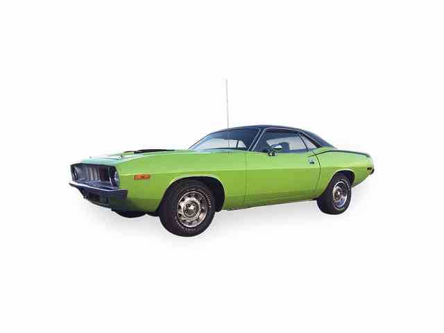 1973 Plymouth Plymouth Barracuda | 1021462