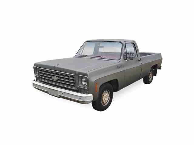 1976 Chevrolet C/K 10 | 1021470