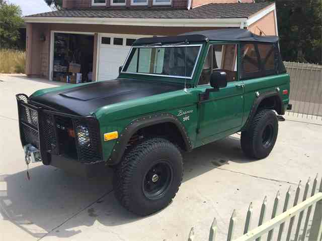 1976 Ford Bronco | 1021471