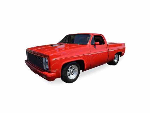 1981 Chevrolet C/K 10 | 1021481