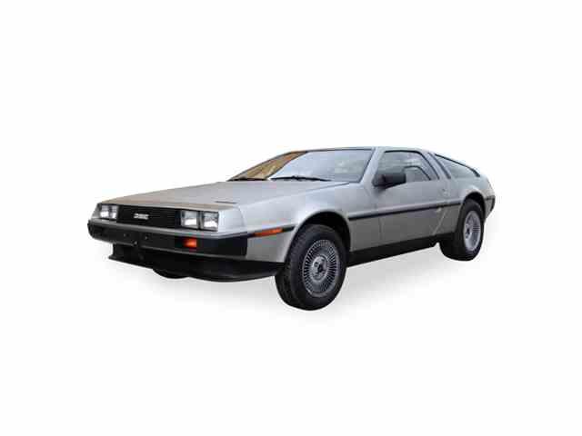 1982 DeLorean DMC-12   1021483