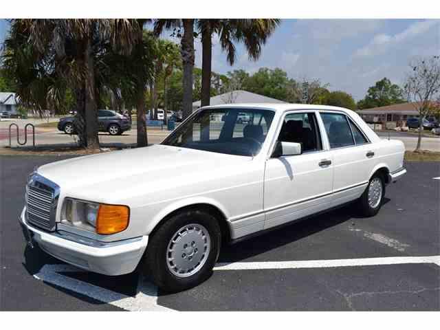 1983 Mercedes-Benz 280S Sedan   1021484