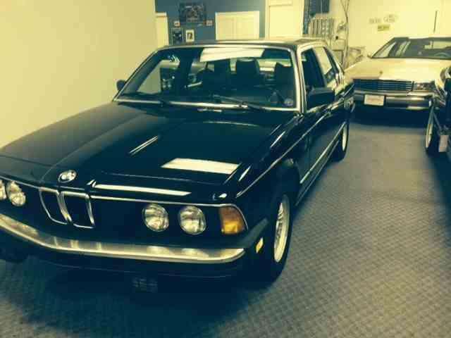 1985 BMW 735i | 1021486