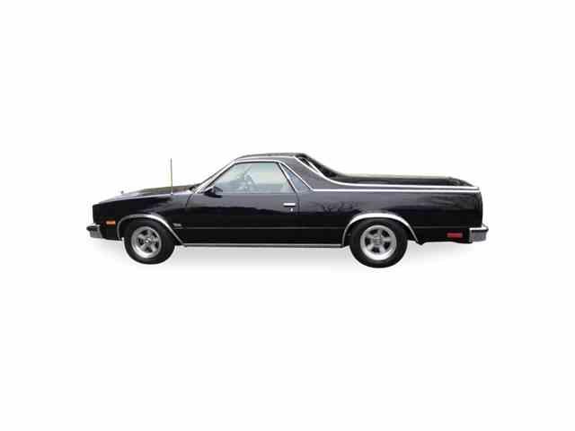 1987 Chevrolet El Camino | 1021493