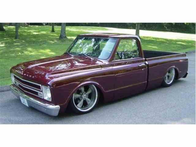 1969 Chevrolet C10   1020150