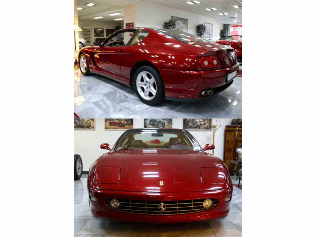1999 Ferrari 456m Gta For Sale Cc 1021509