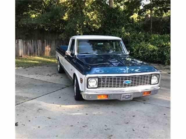 1969 Chevrolet C10 | 1020151