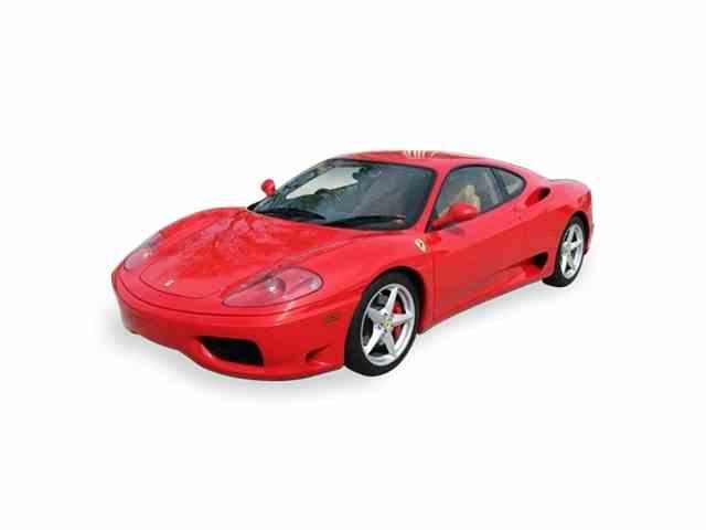 2000 Ferrari 360 | 1021511
