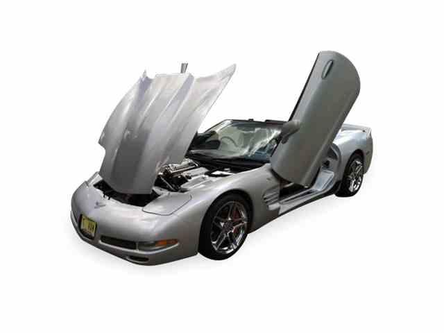 2003 Chevrolet Corvette | 1021514