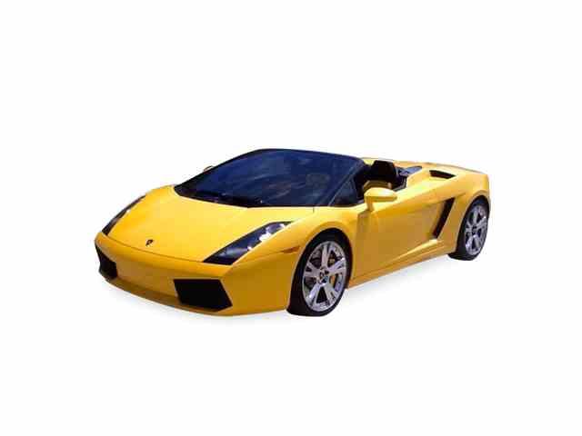 2007 Lamborghini Gallardo | 1021517