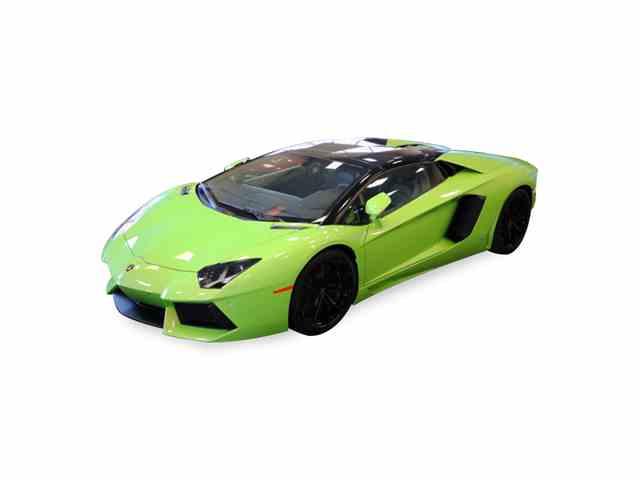 2016 Lamborghini Aventador | 1021534