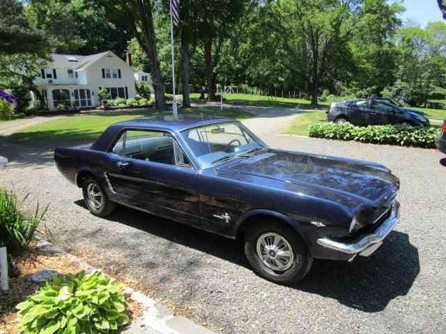 1965 Ford Mustang   1021535
