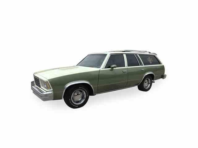 1979 Chevrolet Malibu Classic Station Wagon   1021539