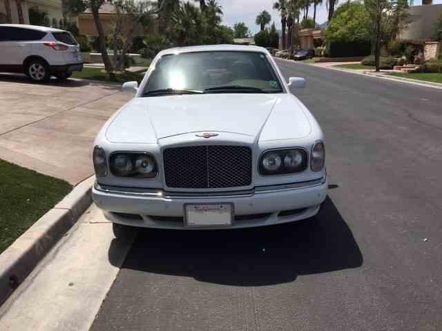 2001 Bentley Arnage | 1021544