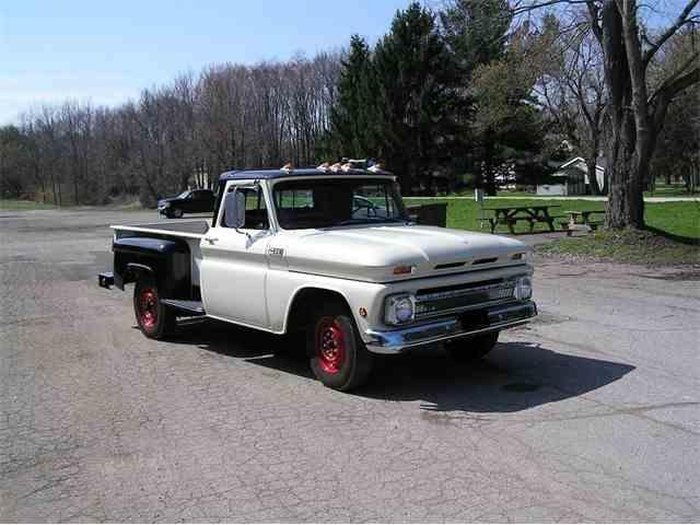 1965 Chevrolet C/K 20 | 1021545