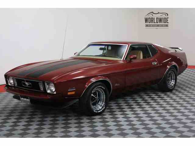 1973 Ford Mustang | 1020155