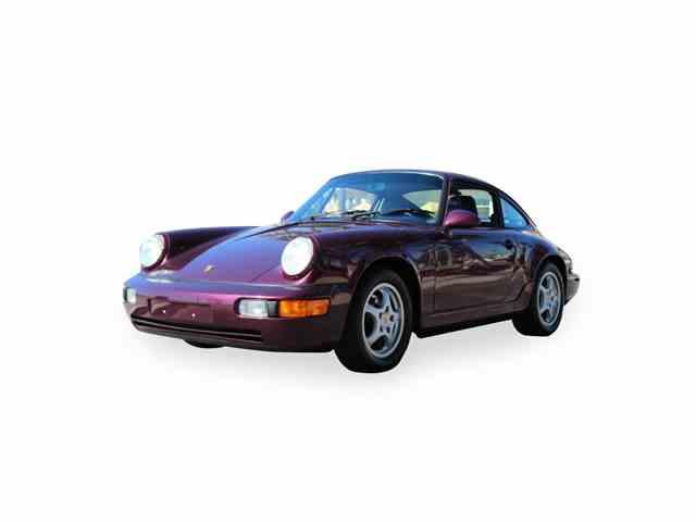 1992 Porsche 964 C4 | 1021559