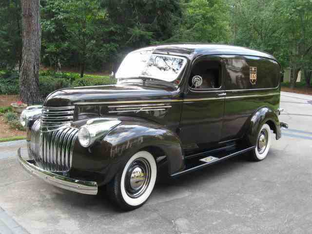 1941 Chevrolet Panel Delivery | 1021569
