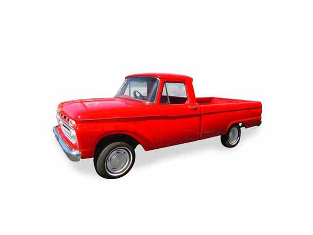 1966 Ford F100 | 1021572