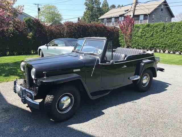 1950 Willys Jeepster | 1021577