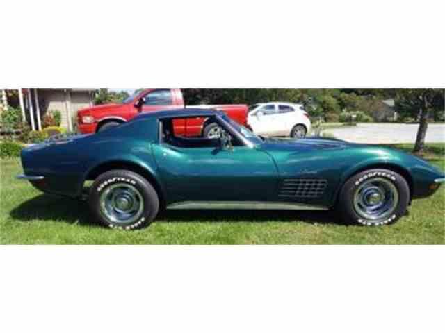 1971 Chevrolet Corvette | 1021579