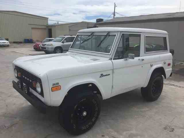 1974 Ford Bronco | 1021581